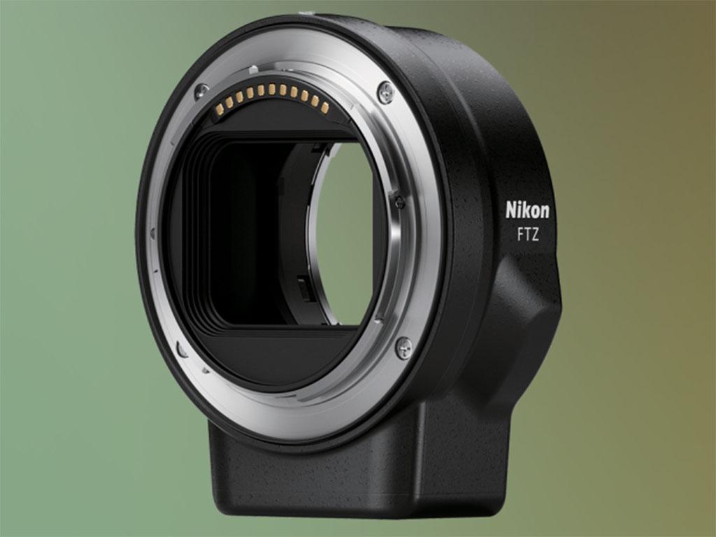 Nikon FTZ adaptor