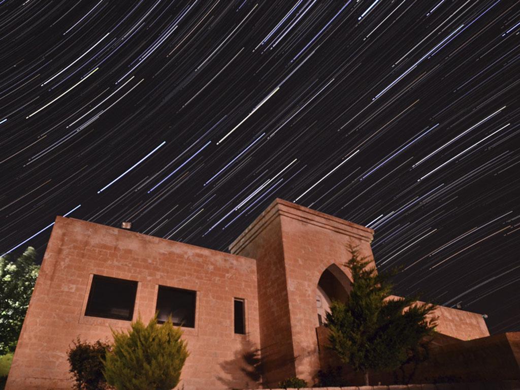 yıldız pozlaması